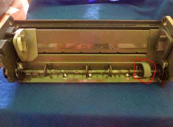 Epson 1390 Paper Jam solution