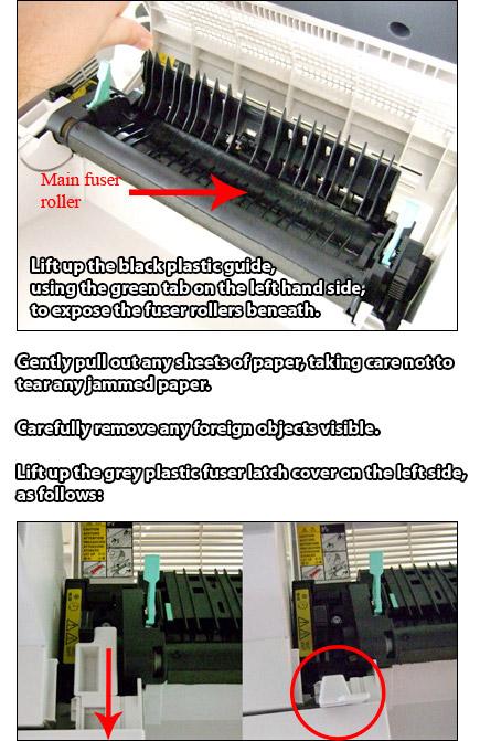 Epson C1100 Service Required e537