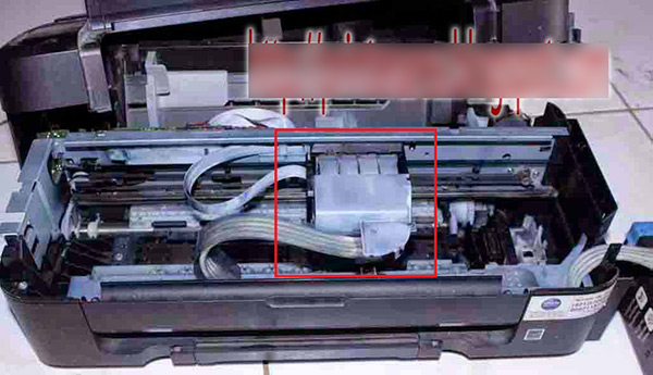 Bongkar-mesin-printer